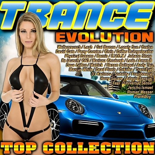 Trance Evolution - Top Collection (2016)