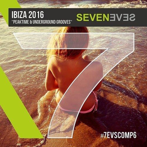 Ibiza 2016 - Peaktime & Underground Grooves (2016)