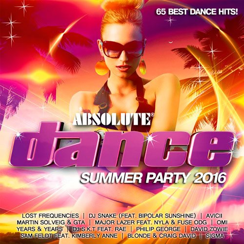 Absolute Dance Summer Party 2016 (2016)