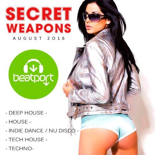 Beatport Secret Weapons August 2016 (2016)