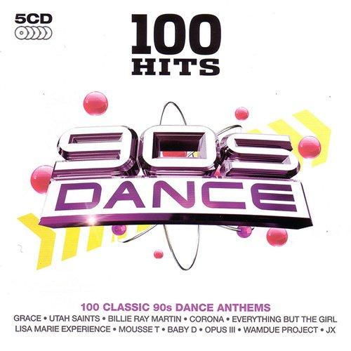 100 Hits 90s Dance (2016)