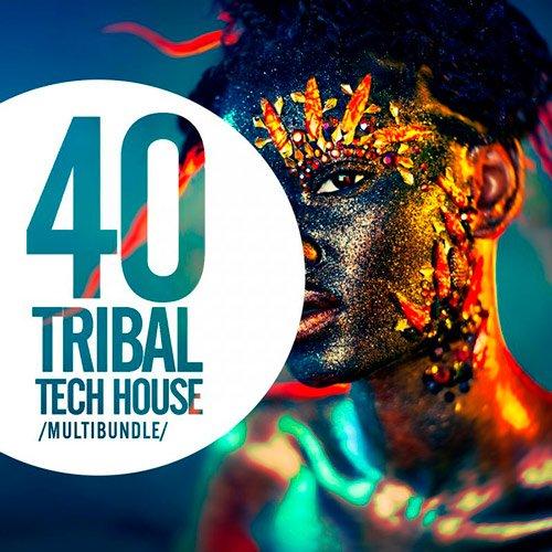 40 Tribal Tech House Multibundle (2016)