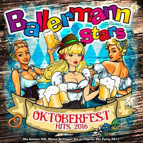 Ballermann Stars - Oktoberfest Hits 2016 (2016)