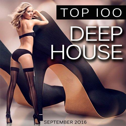Top 100 Deep House (September 2016) (2016)