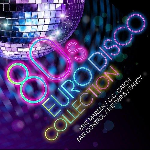 80s Euro Disco Collection (2016)