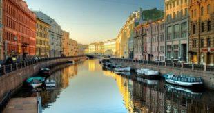Неделя в Санкт-Петербурге