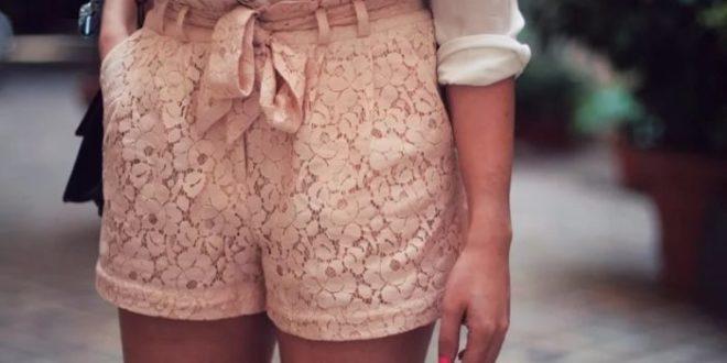 Модные женские шорты - хит летнего сезона