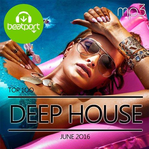 Beatport Top 100 Deep House June 2016 (2016)