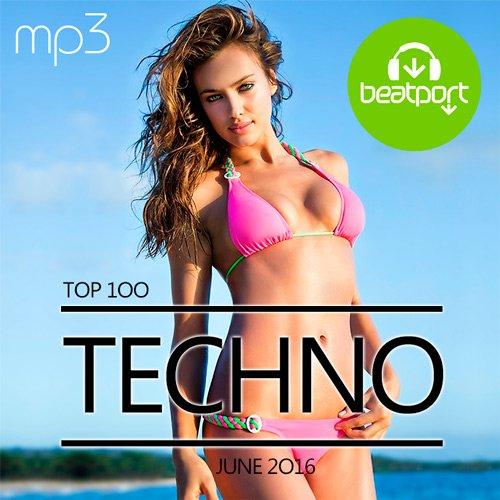 Beatport Top 100 Techno June 2016 (2016)