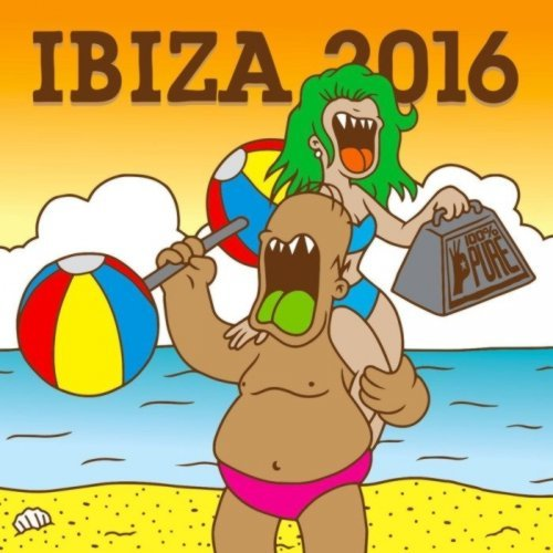 100% Pure Ibiza 2016