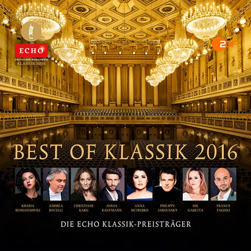 Best Of Klassik 2016 - Die ECHO Klassik-Preistraeger (2016)