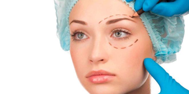 Пластическая хирургия,Блефаропластика